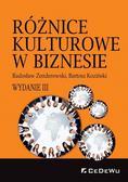 Radosław Zenderowski, Bartosz Koziński - Różnice kulturowe w biznesie
