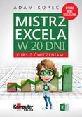 Kopeć Adam - Mistrz Excela w 20 dni
