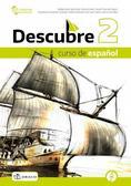 praca zbiorowa - Descubre 2 podręcznik + CD NPP DRACO