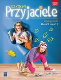 Ewa Schumacher, Irena Zarzycka, Kinga Preibisz-Wa - Szkolni przyjaciele. Podręcznik. 3/1 WSiP