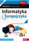 Danuta Kiałka, Katarzyna Kiałka - Informatyka Europejczyka SP 6 podr NPP w.2019