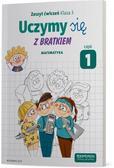 praca zbiorowa - Uczymy się z Bratkiem 3 Matematyka ćw. cz.1 OPERON
