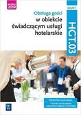 Witold Drogoń, Bożena Granecka-Wrzosek - Technik hotel. Obsł. gości. Kwal.HGT.03 Podr. cz.1