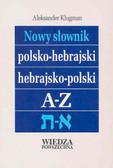 Klugman Aleksander - Nowy słownik polsko-hebrajski,hebrajsko-polski