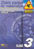 Dymel Jacek - Zbiór zadań do matematyki kl 3 LO
