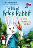 Potter Beatrix, Fihel Marta, Komerski Grzegorz - The Tale of Peter Rabbit. w wersji dwujęzycznej dla dzieci