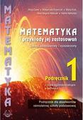 praca zbiorowa - Matematyka i przykłady jej zastosowań kl.1 ZPiR