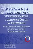 Zenon Trejnis, Lech Kościelecki - Wyzwania i zagrożenia.. w zakresie społecznym...