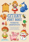 Chmiel Sylwia - Wierszyki logopedyczne Cztery pory roku