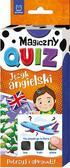 Opracowanie zbiorowe - Magiczny quiz. Język angielski