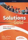 Tim Falla i Paul A. Davies - Solutions Gold Upper- Intermediate SB OXFORD
