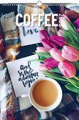 Kalendarz 2020 Wieloplanszowy Coffee