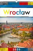 Kalendarz 2020 Wieloplanszowy Wrocław