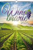 Kalendarz 2020 Wieloplanszowy Winobranie