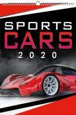 Kalendarz 2020 Wieloplanszowy Sport Cars