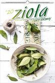 Kalendarz 2020 Wieloplanszowy Zioła i przyprawy