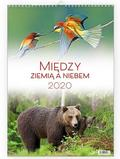 Kalendarz 2020 Ścienny - Między ziemią a niebem