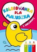 Ilona Brydak (ilustr.) - Kolorowanka dla maluszka z naklejkami