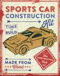 Sport Car Construction Kit