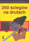 250 ściegów na drutach