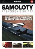 praca zbiorowa - Samoloty Pasażerskie Świata T.42 HS 121