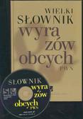 Bańko Mirosław - Wielki słownik wyrazów obcych PWN +CD