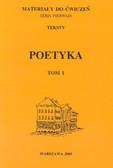 Ulicka Danuta (wybór) - Poetyka Tom I