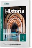Janusz Ustrzycki, Mirosław Ustrzycki - Historia LO 1 Podr. ZR cz.2 w.2019