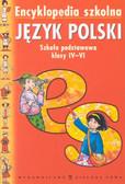 Tomczyk Marta (red.) - Encyklopedia szkolna Język polski Szkoła podstawowa klasy IV-VI