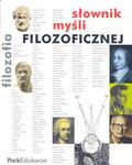 Kuziak Michał Rzepczyński Sła - Słownik myśli filozoficznej /op.zint./