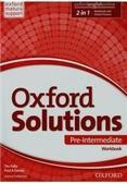 Tim Falla, Paul A. Davies, Joanna Sobierska - Oxford Solutions Pre-Intermediate WB+Online OXFORD