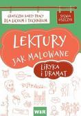 Sylwia Oszczyk - Lektury jak malowane - liryka i dramat KP LO