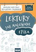Sylwia Oszczyk - Lektury jak malowane - epika KP LO