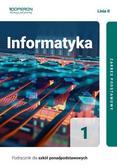 Arkadiusz Gawełek - Informatyka LO 1 Podr. ZP. Linia II w.2019