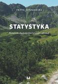 Jażdżewska Iwona - Statystyka. Podręcznik dla studentów turystyki i rekreacji