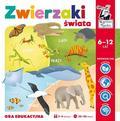 Czapczyk Paweł - Kapitan Nauka Gra Zwierzaki świata