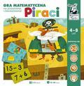 Kapitan Nauka Piraci. Gra matematyczna na dodawanie i odejmowanie