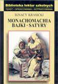 Krasicki Ignacy - Monachomachia Bajki Satyry
