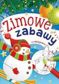 Wiesław Drabik - Zimowe zabawy z naklejkami