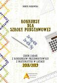 Dorota Masłowska - Konkursy matematyczne dla SP w.2018/2019