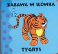 Zabawa w słówka Tygrys