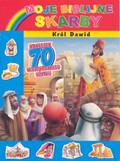 Moje biblijne skarby Król Dawid Naklejki