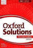Falla Tim, Davies Paul A., Sobierska Joanna - Oxford Solutions Pre Intermediate Workbook + Online Practice