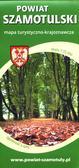 Powiat Szamotulski mapa turystyczno-krajoznawcza 1:75 000