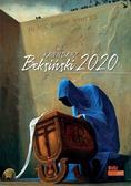 Kalendarz 2020 - Beksiński wzór 6 A3