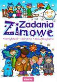 praca zbiorowa - Zadania Zimowe. Łamigłówki, labirynty... 4-7 lat