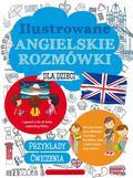 praca zbiorowa - Ilustrowane angielskie rozmówki dla dzieci