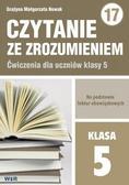 Grażyna Małgorzata Nowak - Czytanie ze zrozumieniem dla kl. 5 SP