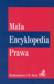 Kalina-Prasznic Urszula (red.) - Mała encyklopedia prawa