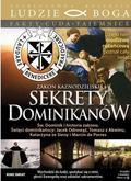 praca zbiorowa - Ludzie Boga. Sekrety dominikanów DVD + książka